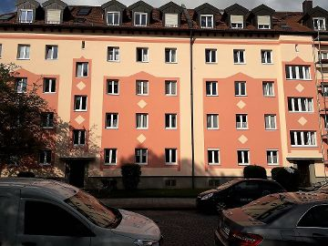WEG mit 48 Einheiten in München-Giessing