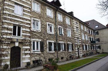 WEG mit 105 Einheiten in München-Neuhausen